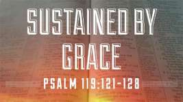 Sustained by Grace