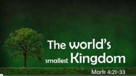 THE WORLD'S SMALLEST KINGDOM