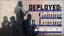 Deployed: Gaining by Leaving