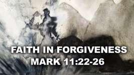 Faith in Forgiveness