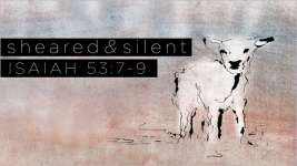 Sheared and Silent