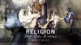 Religion that Robs Widows