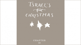 Israel's First Christmas