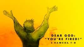 Dear God: You're Fired!