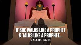 If She Walks Like a Prophet, and Talks Like a Prophet