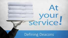 At Your Service: Defining Deacons