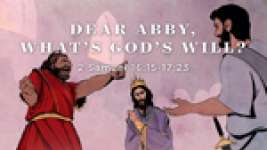 Dear Abby: What Is God's Will?