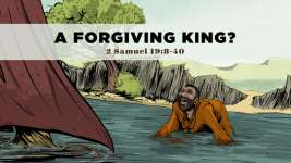 A Forgiving King?