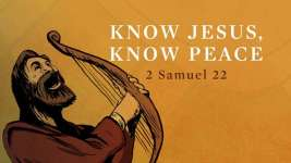 Know Jesus, Know Peace