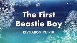 The First Beastie Boy