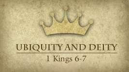 Ubiquity and Deity