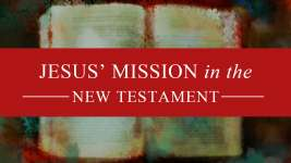 Jesus' Mission in the New Testament