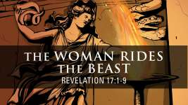 The Woman Rides the Beast