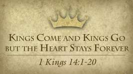 Kings Come and Kings Go, but the Heart Stays Forever
