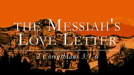 The Messiah's Love Letter