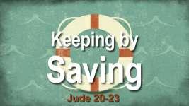 Keeping by Saving