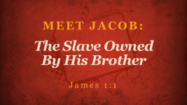 Meet Jacob: The Slave Owned by His Brother