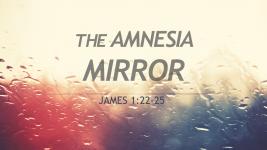 The Amnesia Mirror