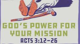 God's Power for Your Mission