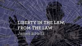Liberty in the Law, from the Law