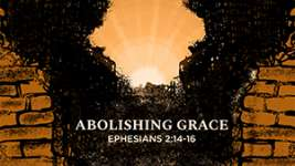 Abolishing Grace