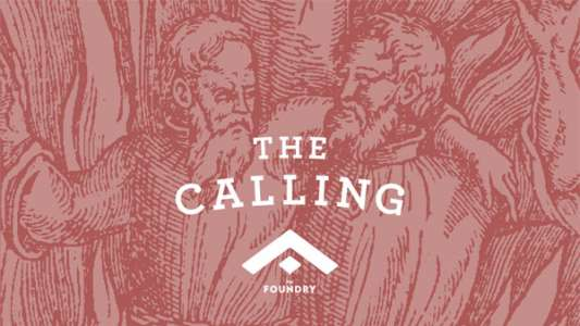 Cripplegate 2015 - Finding Your Calling
