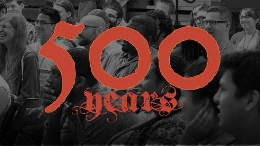 Cripplegate 2017 - 500th Reformation