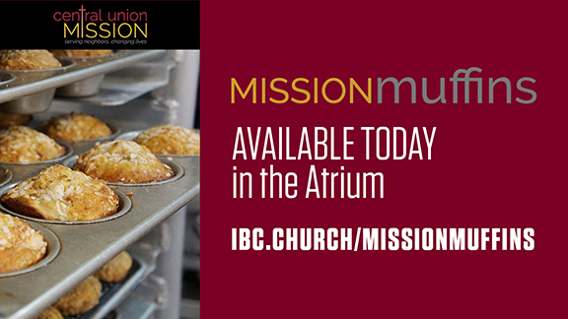 Mission Muffins