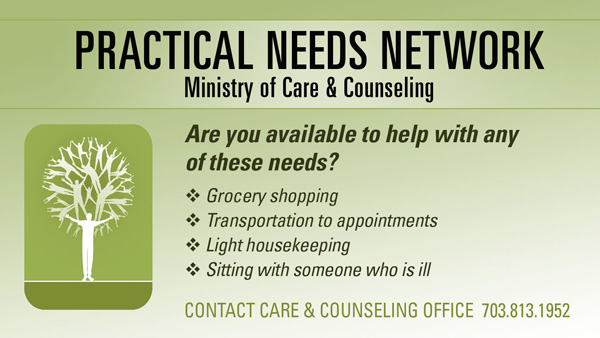 Practical Needs Network