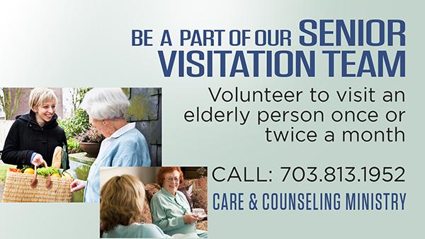Senior Visitation Ministry